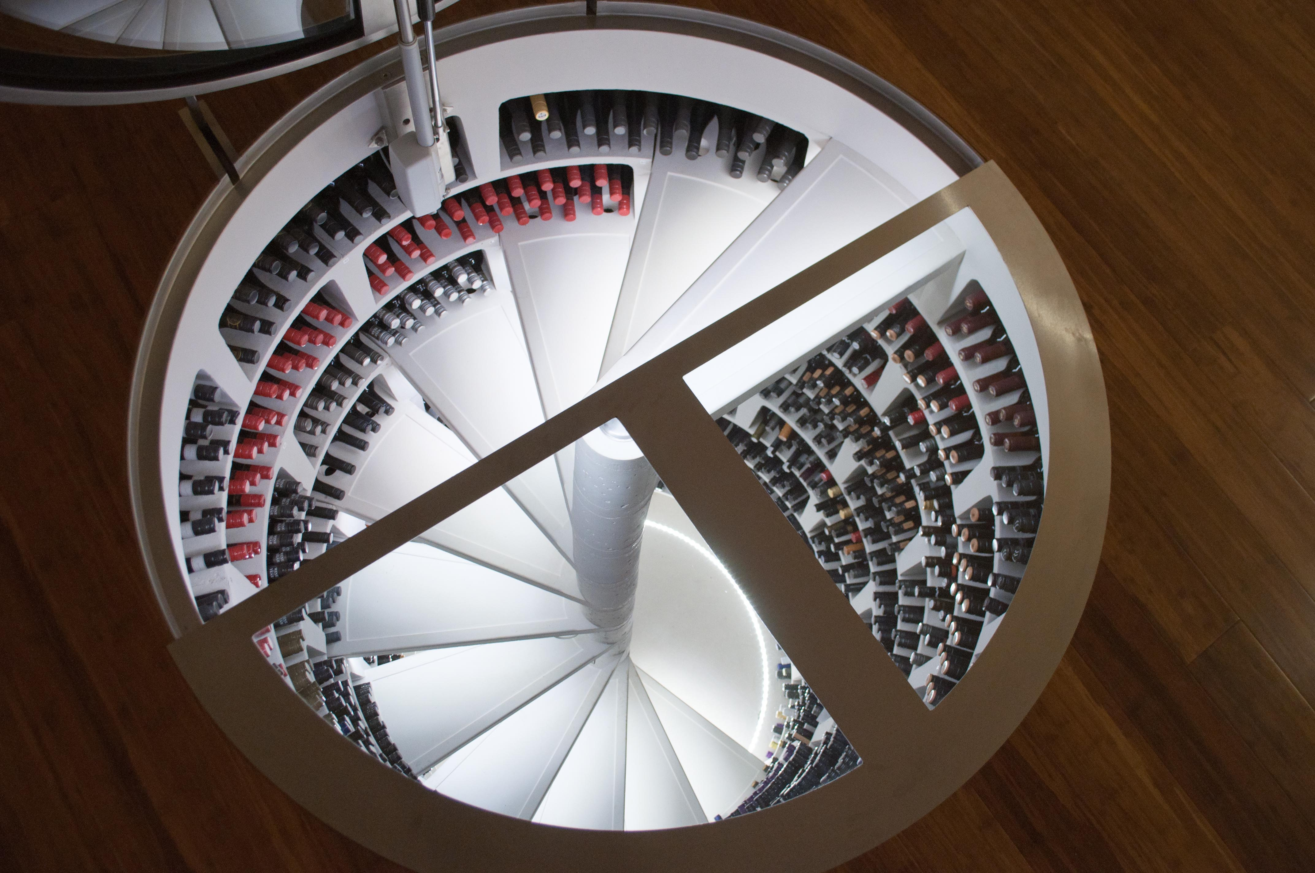 Canberra Showroom For Spiral Cellars Specifier Source