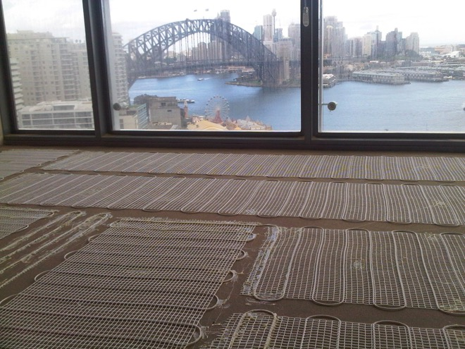 Take floor heating to a new level with Comfort Heat